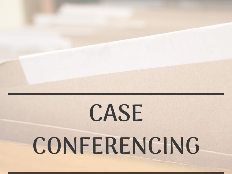 PSH Case Conferencing