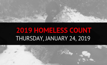 2019 Homeless Count Night